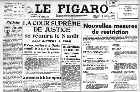 une-figaro-3-aout-1940