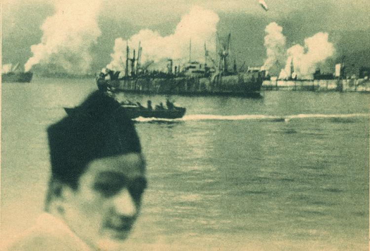 L'armée française dans le débarquement de Provence, par le général Saint-Hillier