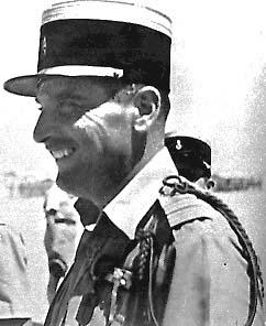 Le colonel Dimitri Amilakvari (1906-1942)