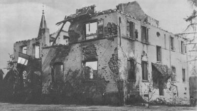 L'héroïque résistance du BM 24 à Obenheim