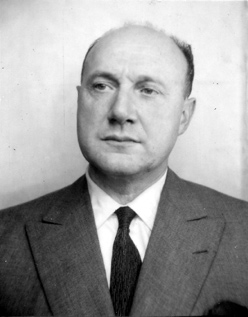 Gilbert Renault [colonel Rémy] (1904-1984)