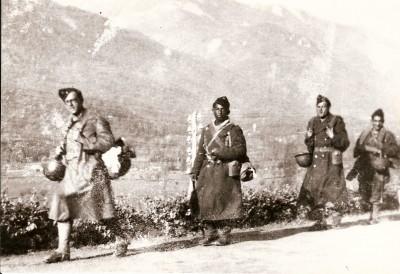 Le Bataillon de marche n° 11 (BM11)
