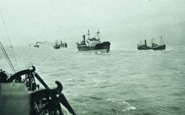 La marine marchande de la France libre