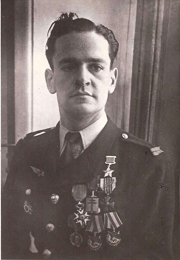 Les FAFL dans la bataille d'Allemagne (1944-1945)