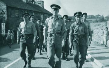 Les débarquements en France (juin- août 1944)