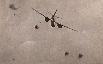 Ecran de fumée sur le débarquement de Normandie