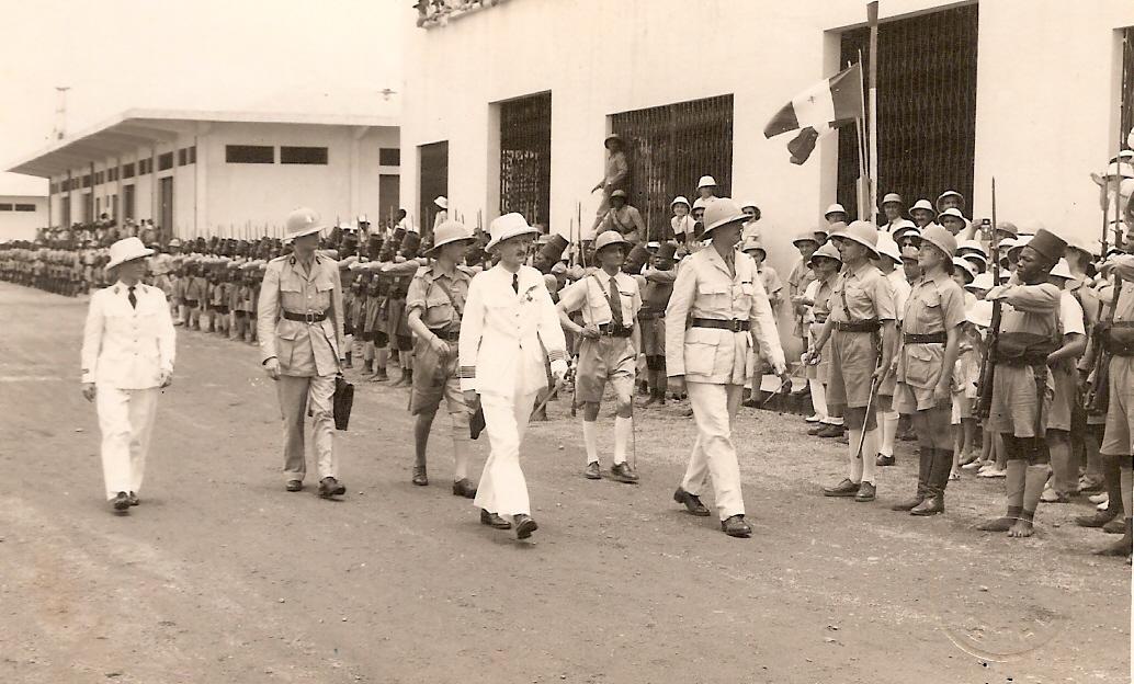 Le ralliement du Cameroun