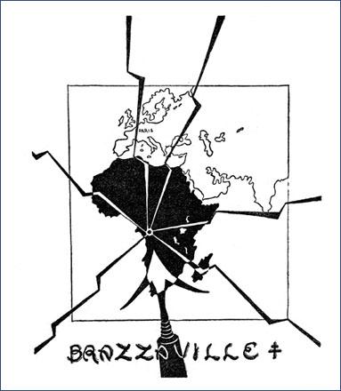 Radio-Brazzaville, par Géraud-Jouve
