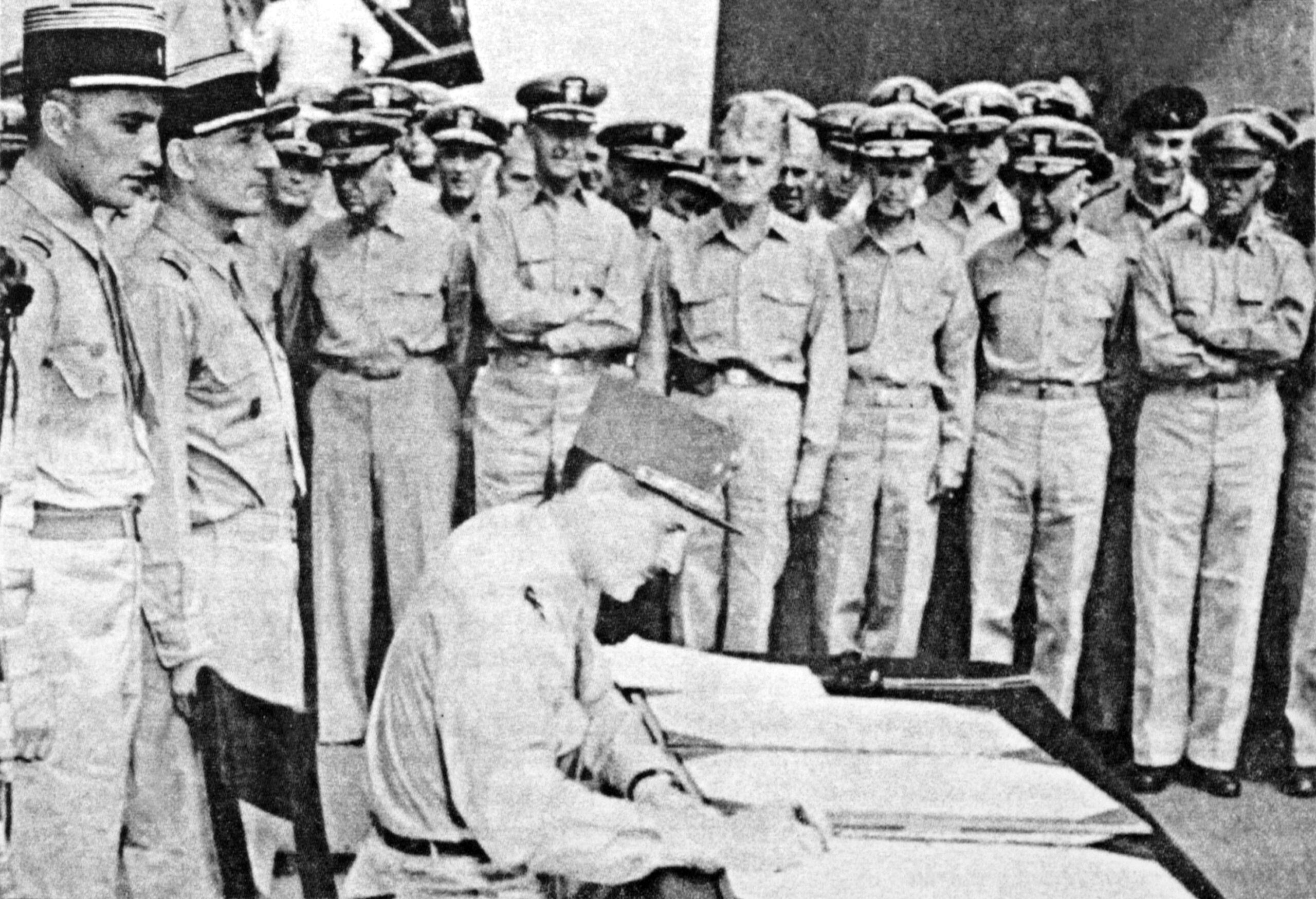 Septembre 1945