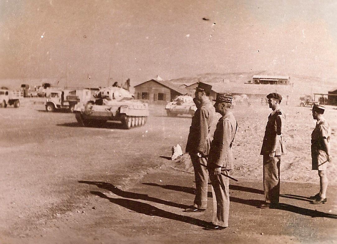 La bataille de Bir-Hakeim, par le général de Gaulle