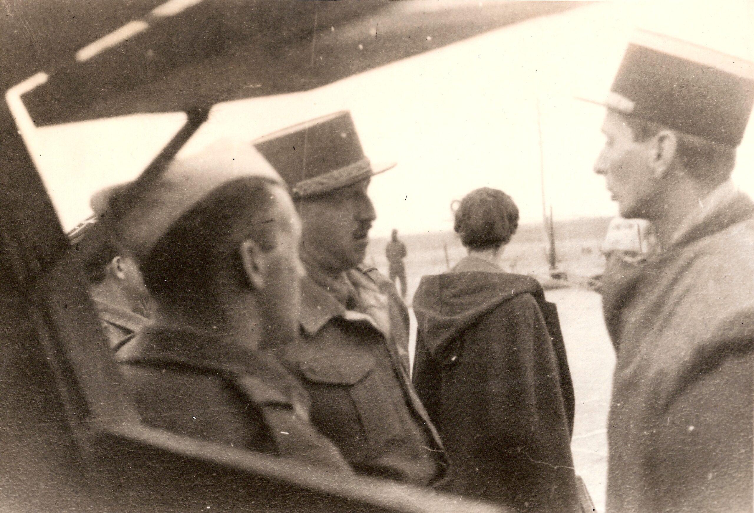Témoignage du général Kœnig