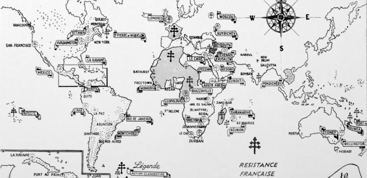 Le Comité de la France Libre en Turquie et dans les Balkans (1941-1942), par Géraud Jouve