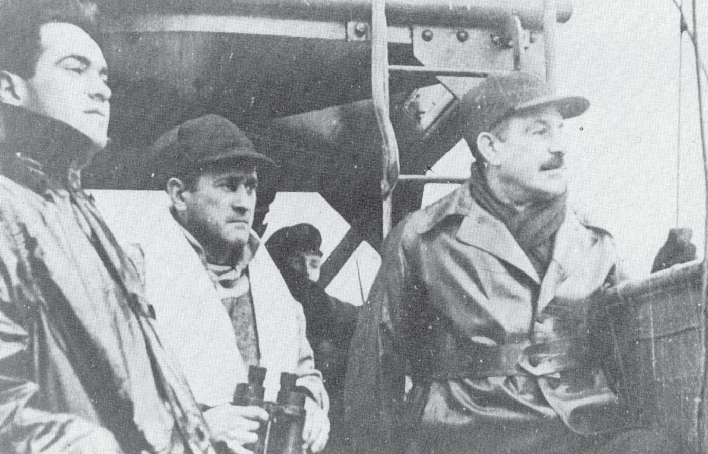 24 décembre 1941 – l'amiral Muselier a rallié la population de Saint-Pierre-et-Miquelon à la France Libre et à la cause alliée