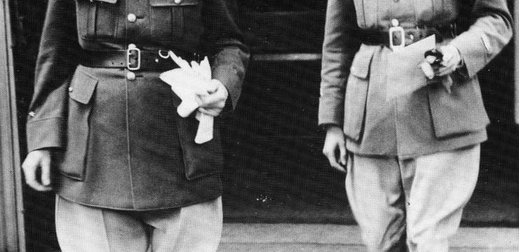 La journée du 18 juin 1940, vue par Geoffroy de Courcel
