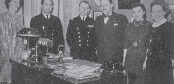 La journée du 18 juin 1940, vue par Elisabeth de Miribel