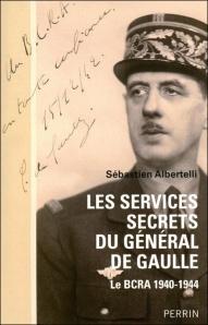 Les Services secrets du général de Gaulle (livre)