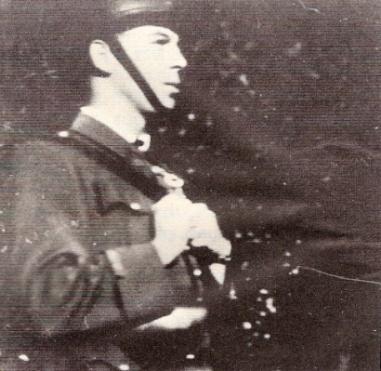 Fred Scamaroni, du berceau à la tombe : l'action d'un Français libre dans la guerre