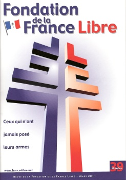 Fondation de la France Libre, n° 39, mars 2011 (périodique)