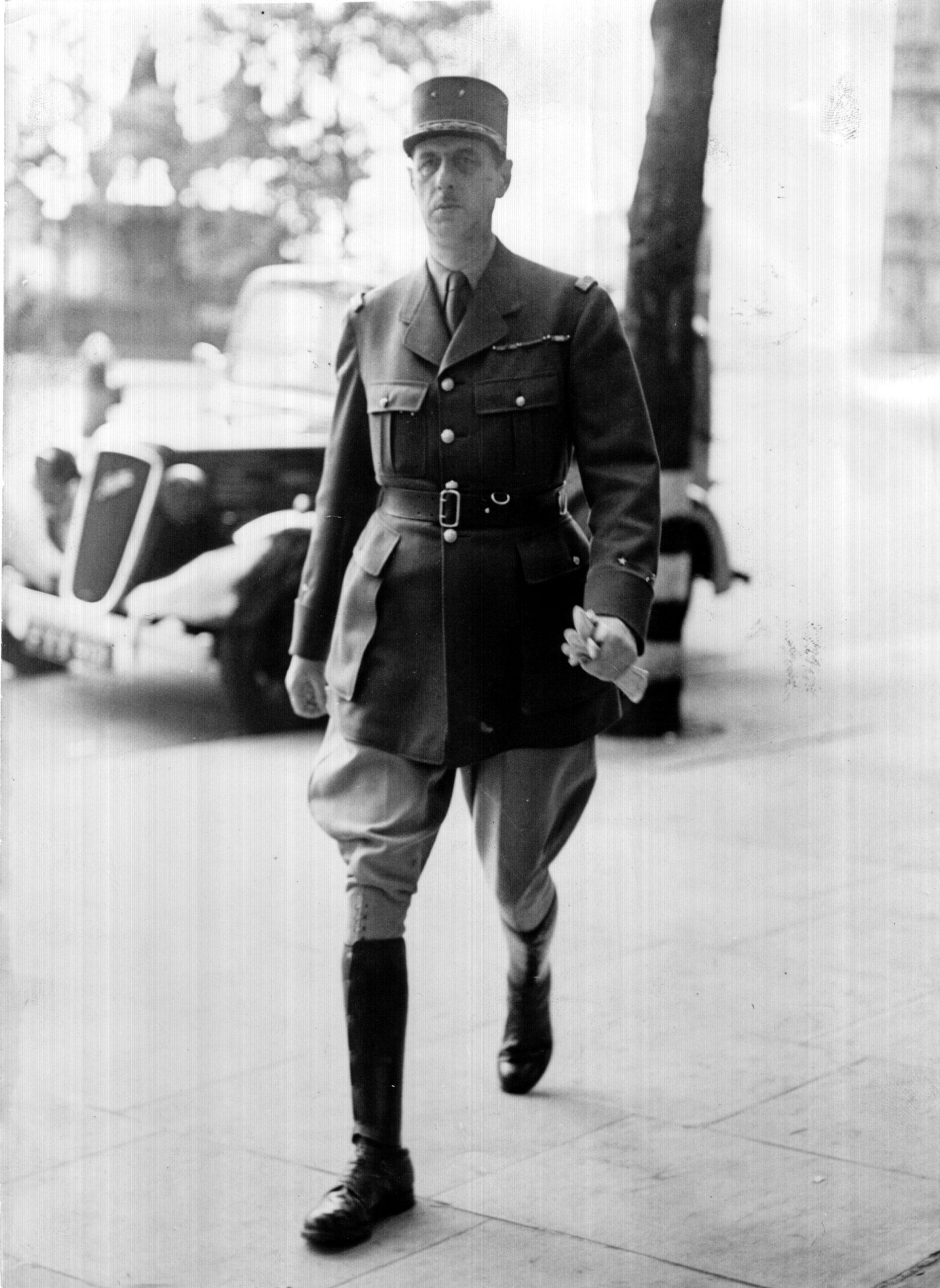 Les différentes adresses où le général de Gaulle s'est rendu à Bordeaux, dans la nuit du 16 au 17 juin 1940