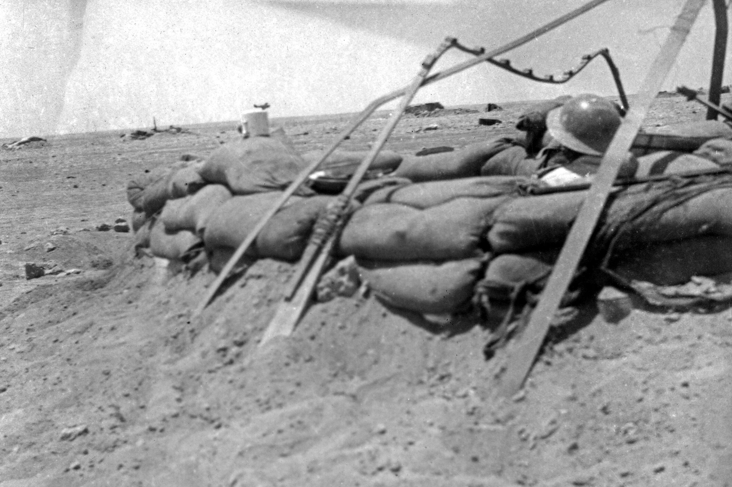 Ordre de bataille de la 1re DFL à Bir-Hakeim