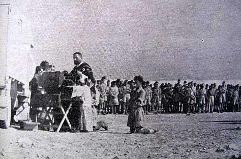 Messes en Libye