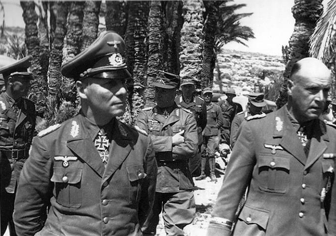 Témoignage de l'armée allemande