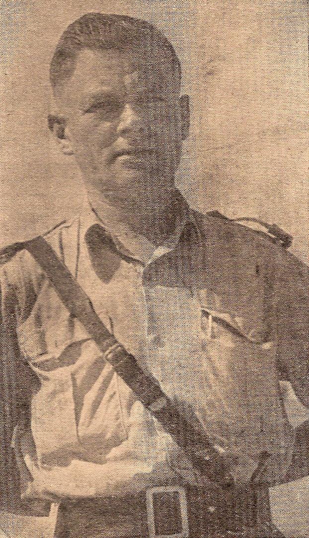 Lieutenant-colonel Lequesne