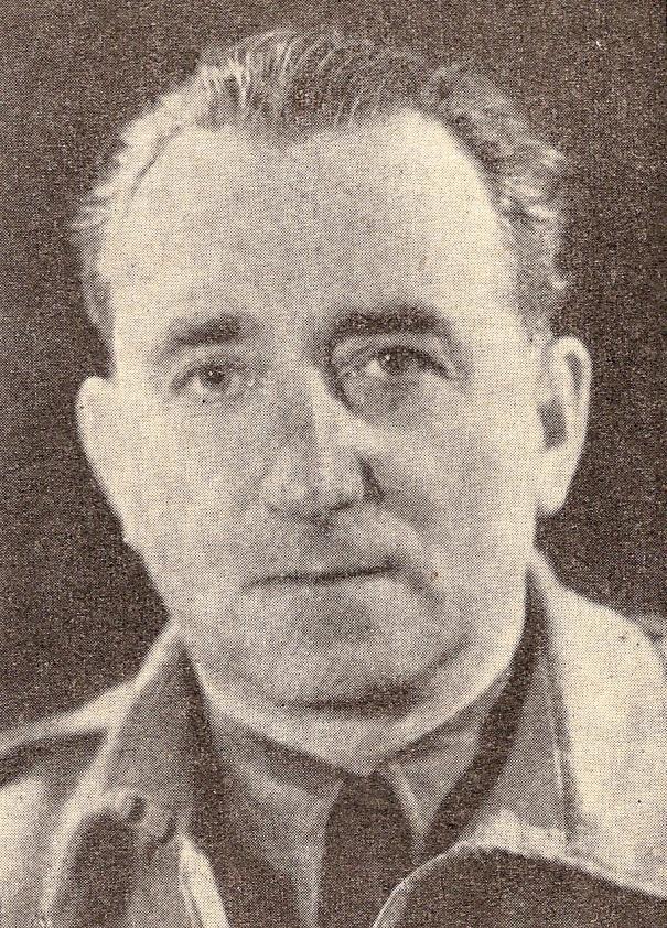 Le capitaine André Dammann