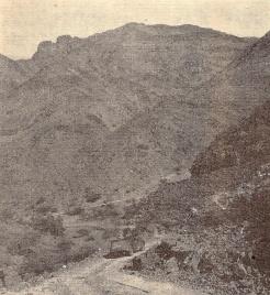 Route en Erythrée (RFL).