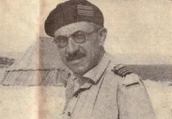 Le médecin-colonel Henri Fruchaud (RFL).