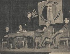 Une réunion du comité A.V.F. (RFL).