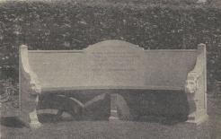 Le monument aux Cadets à Malvern (RFL).