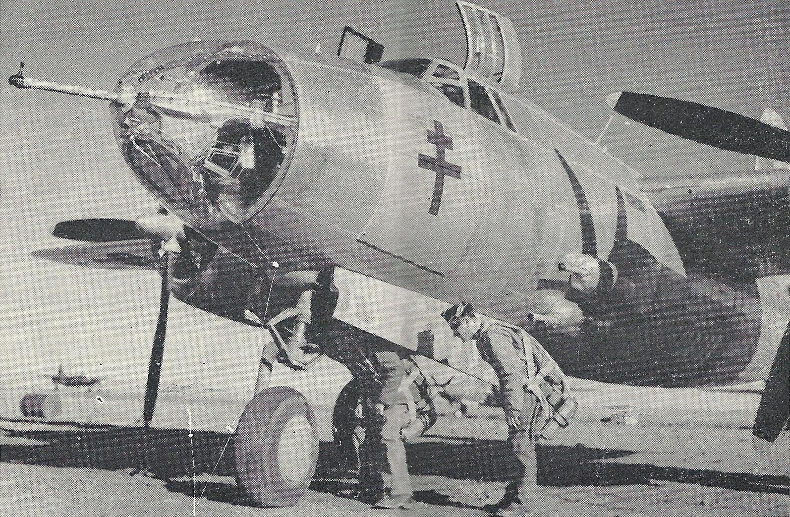 Les Forces Aériennes Françaises Libres au Moyen-Orient (juin 1940 – juin 1941)