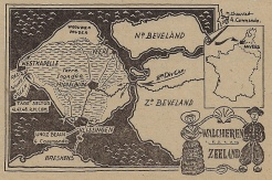 Walcheren, Zeeland (M. Chauvet).
