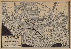 L'assaut de Flessingue (M. Chauvet).