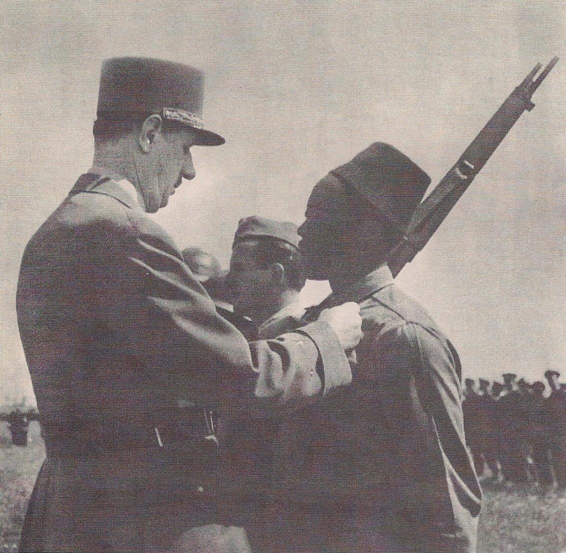 Les unités coloniales et la libération de Royan-Pointe de Grave