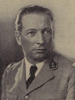 Le général Brosset (RFL).