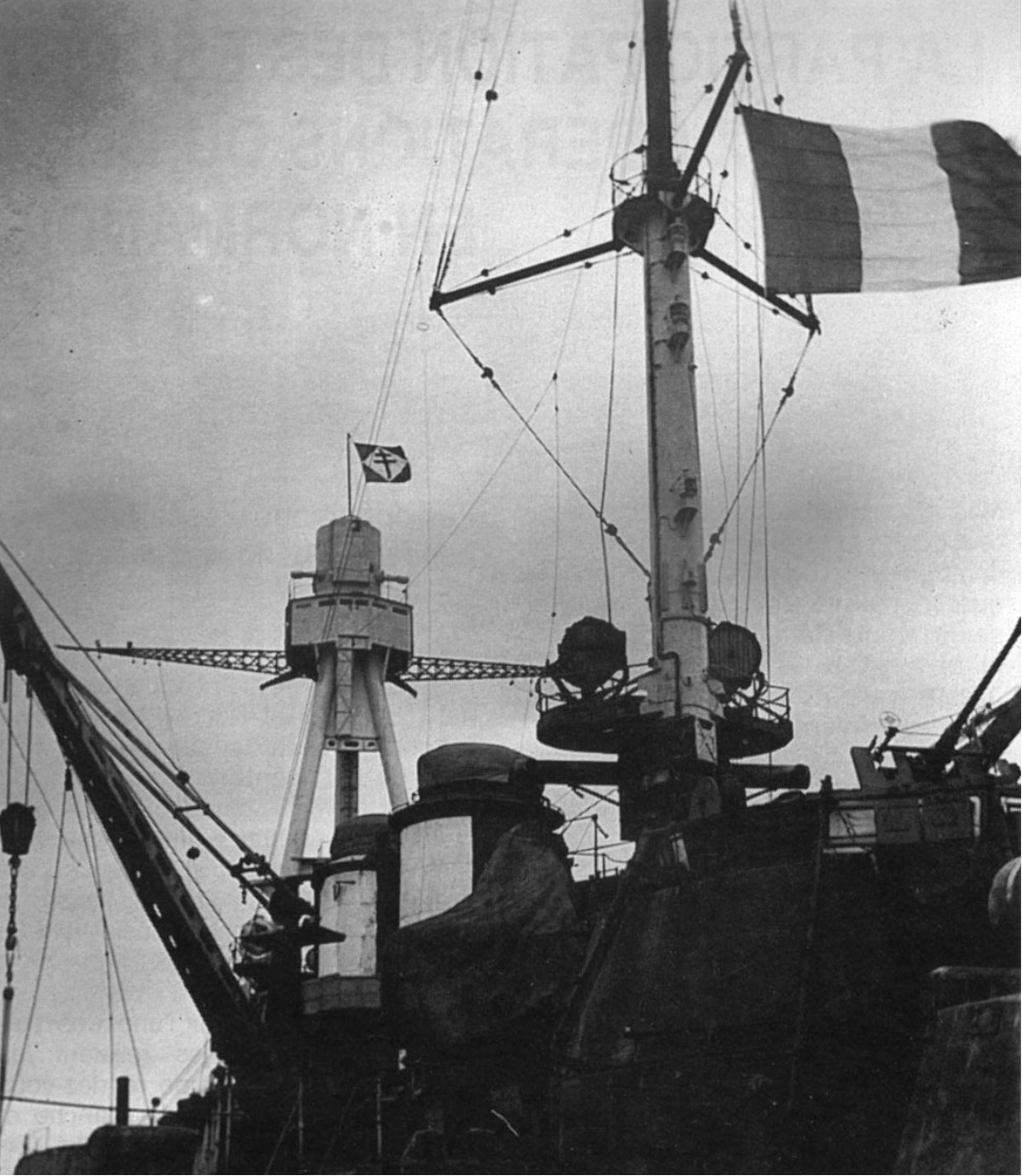 Le sabordage du Courbet, par l'amiral Maurice Giret