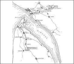 De part et d'autre des deux rives de la Gironde : Royan et la Pointe de Grave (RFL).