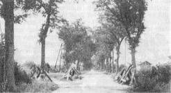La « route infernale », sortie de Didonne, vers Royan (RFL).
