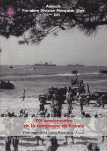 70e anniversaire de la campagne de France