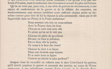 Études consacrées aux poètes français