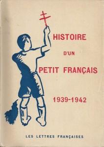 Histoire d'un petit Français couv 1