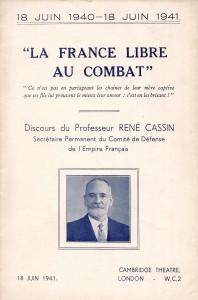 La France Libre au combat (18 juin (1941)