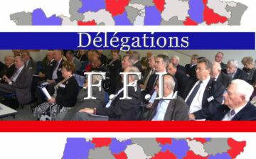 Nos délégations nationales et internationales