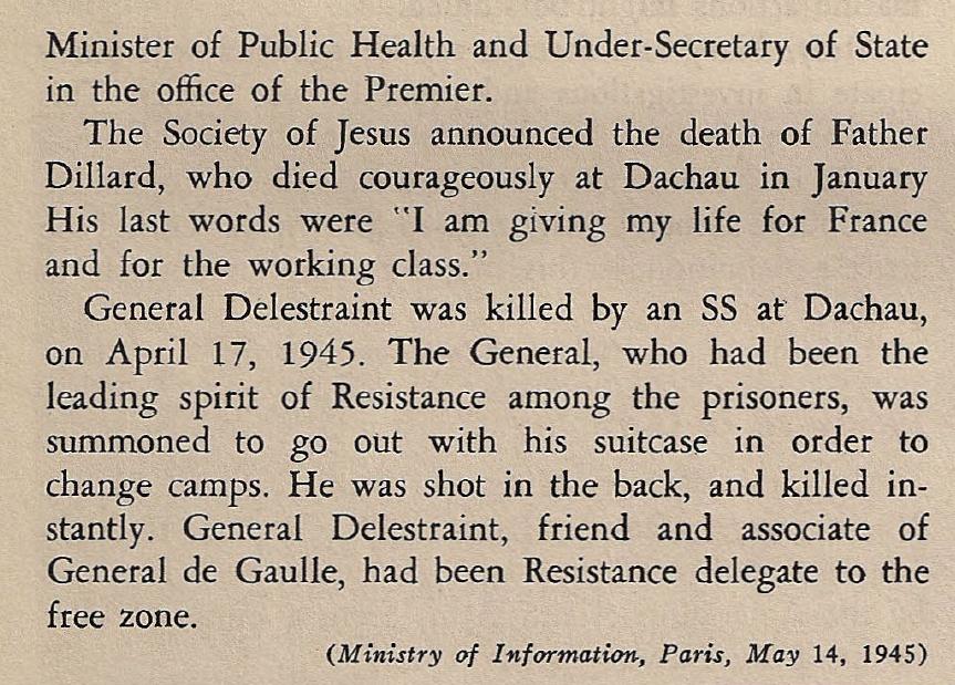 Deuxième extrait d'articles parus dans « Free France », vol. 7, n° 11, 1er juin 1945, p. 547-548 (© Fondation de la France Libre).