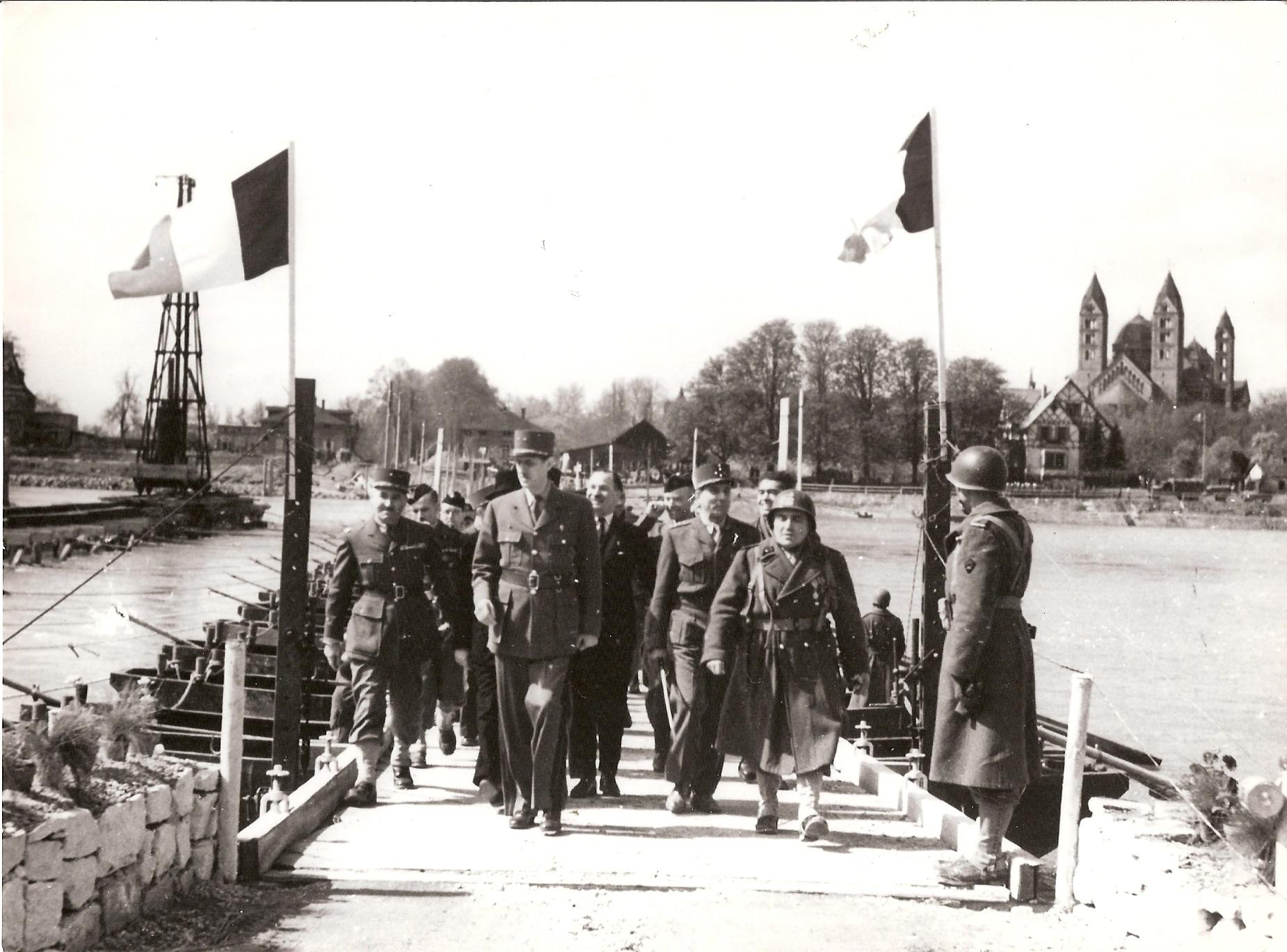La victoire impériale du général de Lattre, par Michel Droit de l'Académie française