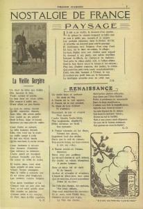 Nostalgie de France
