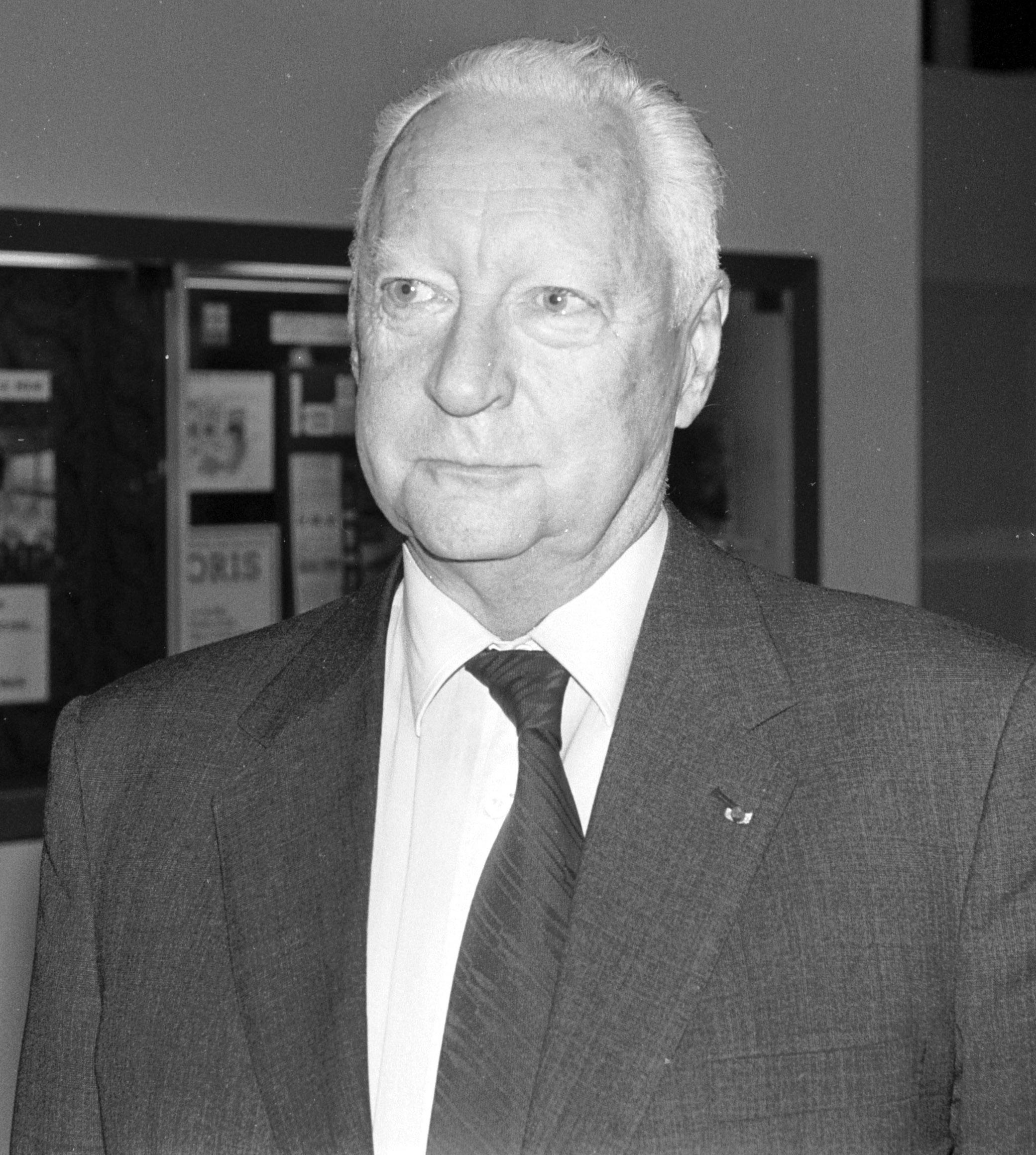 Pierre Messmer et le sens de l'État (colloque)