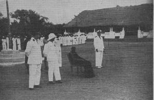 La cérémonie du 25 novembre à Bondoukou (RFL).